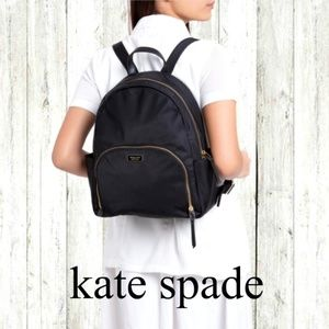 Kate Spade Large Nylon Backpack